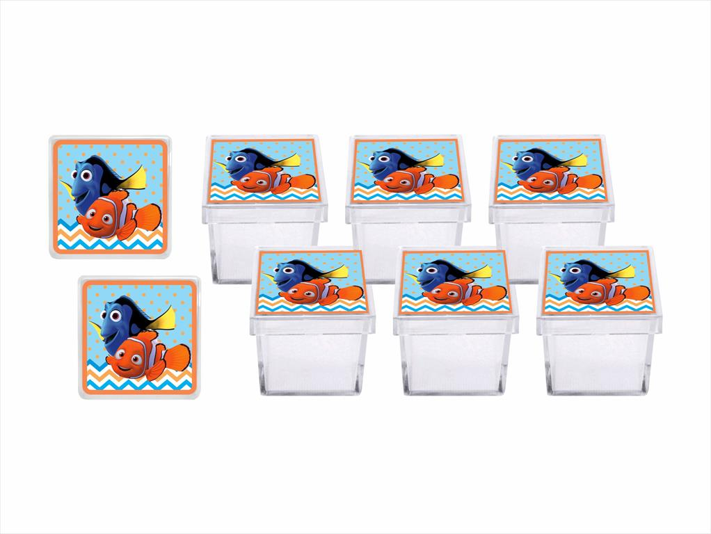 Kit festa Procurando Nemo 191 peças (20 pessoas)