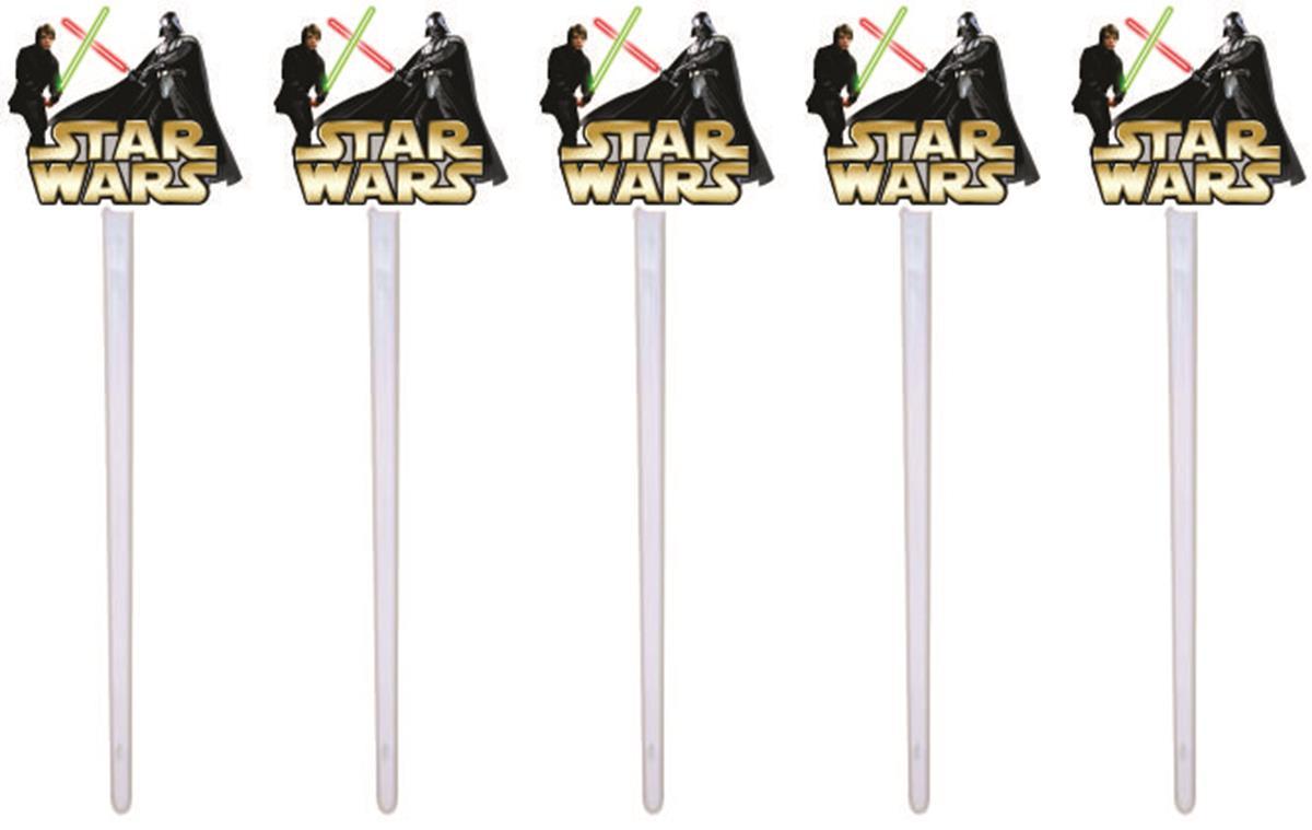 Kit festa Star Wars 99 peças (10 pessoas)