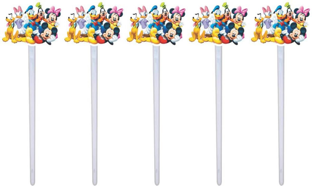 Kit festa Turma do Mickey 143 peças (20 pessoas)