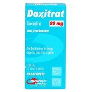 Antibiótico Doxitrat Caixa com 12 Comprimidos - 80 mg