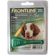 Antipulgas e Carrapatos Frontline Plus para Cães de 10 a 20 Kg - 1 Pipeta