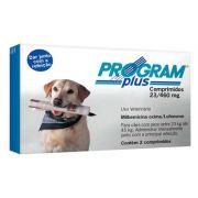 Antipulgas Vetoquinol Program Plus para Cães de 23 até 45 Kg