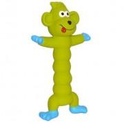Brinquedo Jambo Mordedor Barriga Látex Macaco