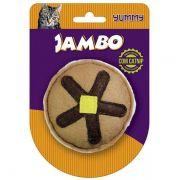 Brinquedo Jambo Yummy Cat Bolo
