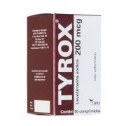 Repositor Hormonal Cepav Tyrox 60 Comprimidos