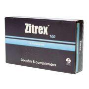 Antibiótico Cepav Zitrex 100 mg - 6 comprimidos
