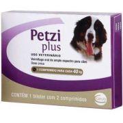Vermífugo Ceva Petzi Plus 2,8 g para Cães - 2 Comprimidos