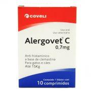 Antialérgico Coveli Alergovet C