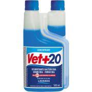 Desinfetante Vet+20 Bactericida Concentrado - Lavanda