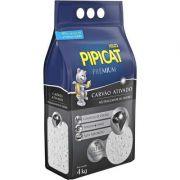 Granulado Sanitário Pipicat Premium Carvão Ativado 4 kg