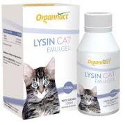 Organnact Lysin Cat Emugel 100ml