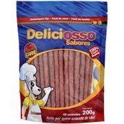 Osso Deliciosso Palito Fino Carne - 200 g