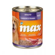 Patê Total Max Cordeiro e Frango para Cães Adultos