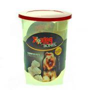 Petisco XisDog Puppy Bones Pote - 140 g