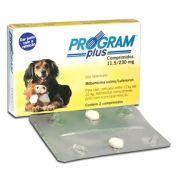 Antipulgas Vetoquinol Program Plus para Cães de 12 até 22 Kg 2 Comprimidos