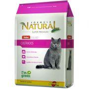 Ração Adimax Pet Formula Natural para Gatos Castrados