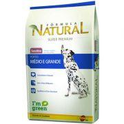 Ração Adimax Pet Formula Natural Sensitive para Cães de Porte Médio e Grande