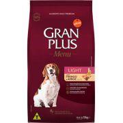 Ração Affinity PetCare Gran Plus Menu Light Frango e Arroz para Cães Adultos 15 kg