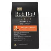 Ração Bob Dog Gold Premium Especial Frango e Arroz para Cães Adultos - 15 kg