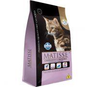 Ração Farmina Matisse Cordeiro para Gatos Adultos Castrados