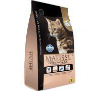 Ração Farmina Matisse Salmão para Gatos Adultos Castrados