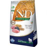 Ração Farmina N&D Ancestral Grain Cordeiro Cães Adultos Raças Grandes 10,1 kg