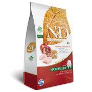 Ração Farmina N&D Ancestral Grain Frango Cães Filhotes Raças Grandes 10,1 kg