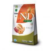 Ração Farmina N&D Pumpkin Pato, Abóbora e Melão para Gatos Adultos
