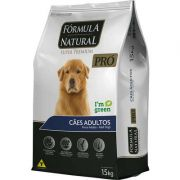 Ração Fórmula Natural Super Premium Pró Cães Adultos 15 kg