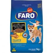 Ração Guabi Affinity Faro Cozidinho de Carne, Fígado e Frango para Cães Filhotes