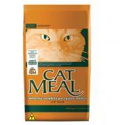 Ração Guabi Cat Meal Carne, Peixe e Vegetais - 25 Kg