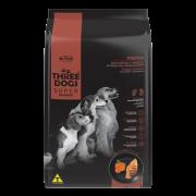 Ração Hercosul Three Dogs Super Premium Frango e Cenoura para Cães Adultos Raças Médias e Grandes
