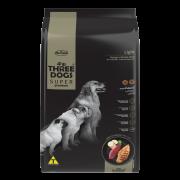 Ração Hercolsul Three Dogs Super Premium Light Frango e Batata Doce para Cães