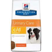 Ração Hills Canine Prescription Diet C/D Multicare Cuidado Urinário - 3,8 kg