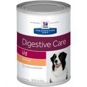 Ração Hills Canine Prescription Diet I/D Cuidado Digestivo Lata - 370 g