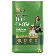 Ração Nestlé Purina Dog Chow Adultos Raças Pequenas Carne e Arroz