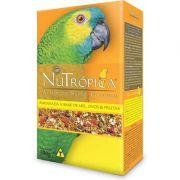 Ração Nutrópica à Base de Mel e Ovos para Papagaios 300 g