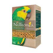 Ração Nutrópica Natural para Papagaios