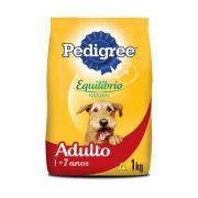 Ração Pedigree Equilíbrio Natural para Cães Adultos com mais de 7 Anos