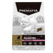 Ração Premiatta Classic Antiodor para Cães Filhotes de Raças Pequenas 7,5 kg