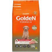 Ração Premier Golden Formula Frango e Arroz para Cães Filhotes