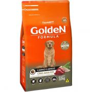 Ração Premier Golden Formula Carne e Arroz para Cães Adultos