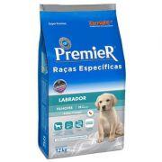 Ração Premier Raças Específicas Labrador para Cães Filhotes - 12 Kg