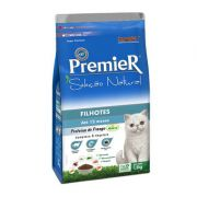 Ração Premier Seleção Natural para Gatos Filhotes Até 12 Meses - 1,5 kg