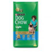 Ração Seca Nestlé Purina Dog Chow Light Frango e Arroz para Cães Adultos