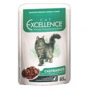 Ração Selecta Cat Excellence Sachê Gatos Castrados