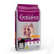 Ração Selecta Dog Excellence Cães Idosos Raças Médias e Grandes Frango e Arroz - 15 kg