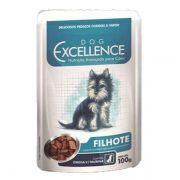 Ração Selecta Dog Excellence Sachê Filhote - 100 g