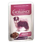 Ração Selecta Dog Excellence Sachê Sênior +7 - 100 g