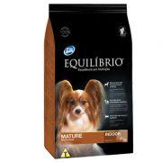 Ração Total Equilíbrio Mature Indoor para Cães Idosos de Raças Pequenas - 2 Kg
